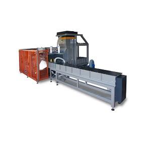 Horizontale hoogvolume verpakkingsmachine met persing LZ330