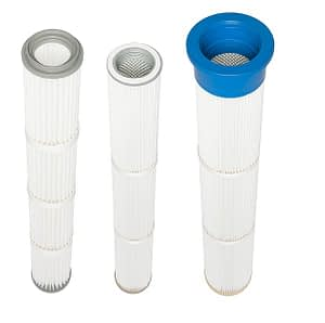 Filterpatronen voor alle filterinstallaties