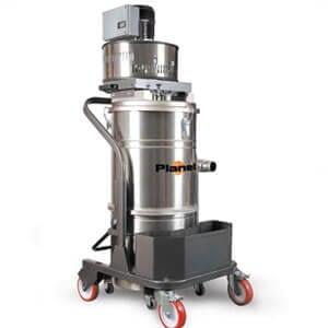 Industriële Waterzuigers vloeistofzuigers Aspirapolveri-liquidi Planet Optim T Inox_NL