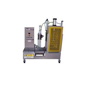 Halfautomatische batchmachine LIQUID 30