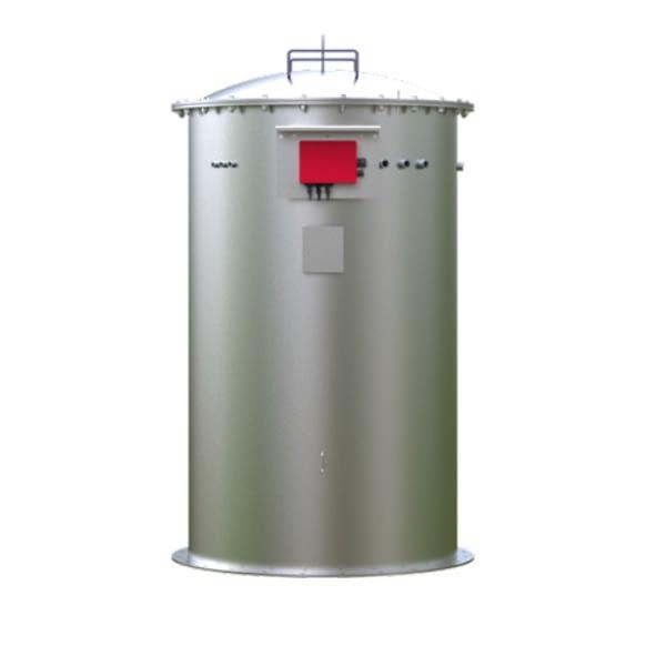 silo top filter
